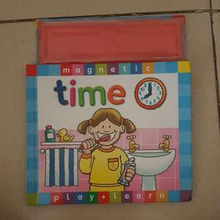 Magnetic Time Book