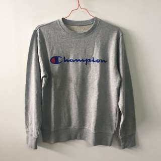 Sweater Champion Big Logo Original