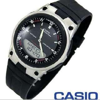 CASIO 淺水電子錶