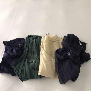 Bundle tops