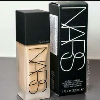 Nars Foundation #4