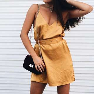 Saboskirt Slip Dress