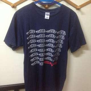 Shirt Honda Civic