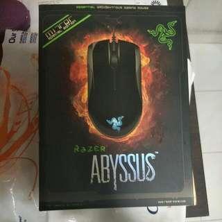 🚚 Razer Abyssus (Mirror, Special Edition)