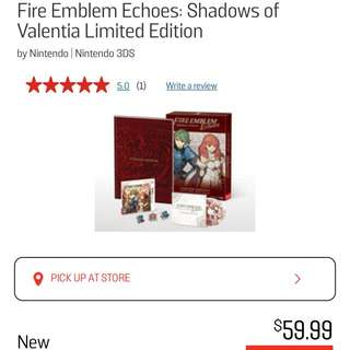 Fire Emblem Shadows Of Valentia