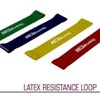MdBuddy Resistance Loop (mini-bands)