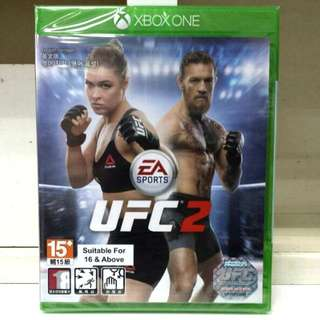[BRAND NEW AND SEALED] UFC 2 XBOX ONE