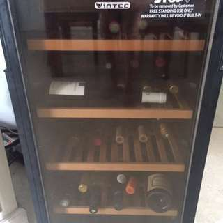 Wine Fridge - Vintec