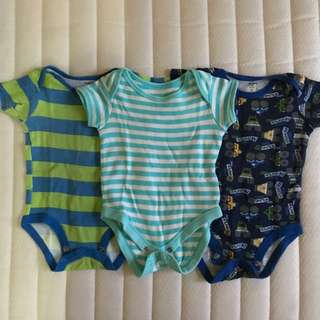 40rb For 3 Jumper Baby 3mos