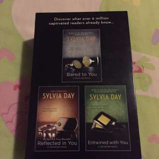 Crossfire Series (Sylvia Day - Bared To You)