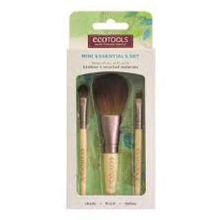 Ecotools Mini Essentials Set Makeup Brush Set