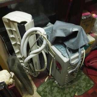 二手LG一對一分離式冷氣機