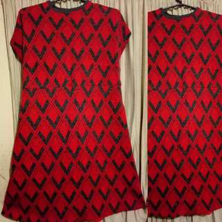 PLUS SIZE DRESS (FROM US)