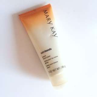 Mary Kay Peach Satin Hand Cream
