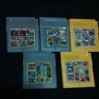 Game Boy Color $230五盒