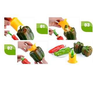 Alat Mengeluarkan Biji cabe, Tomat, Dll