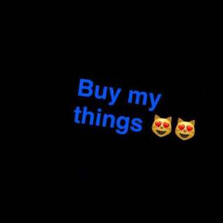 Buy My Things
