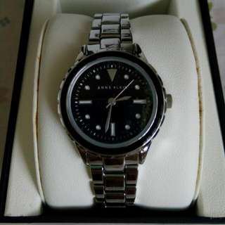 Anne Klein Watch - Black