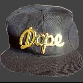 Dope Snapback / cap