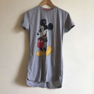 Disney Mickey Mouse Sleeping Wear