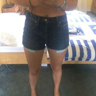 Talula Denim Shorts