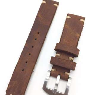 Premium Geniune Leather Watch Strap