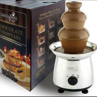 🍭Rent: Chocolate Fountain / Chocolate Fondue Machine For Rent🍭