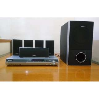 Sony DAV-DZ650 DVD Home Theater System