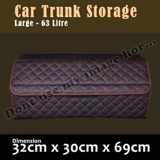 Car Boot Storage Box - Large