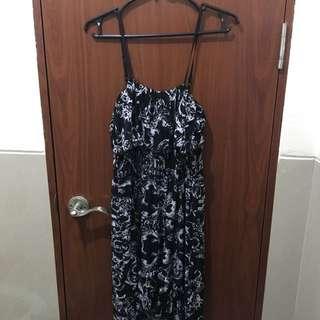 Asymmetric Summer Dress