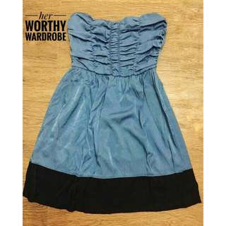 The only rule is don't be boring so wear this Blue Cutie dress for only 100pesos. Life is too short to blend in.... 🙆🙆🙆