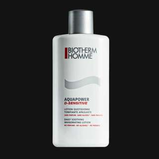 Biorherm Homme Aquapower D-Sensitive Lotion