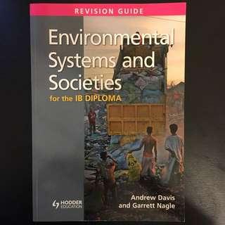 Environmental Systems And Societies for the IB Diploma