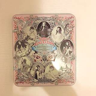 SNSD The Boys CD Album