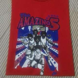 The Amazing 5 (NIKE)