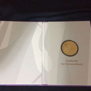 SEA Games 2015 Commemorative Gold Coin