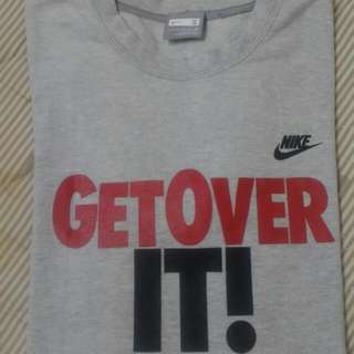 NIKE Get Over It!