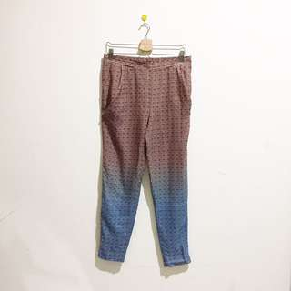 Celana silk H&M