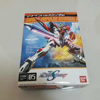 $9 - Bandai FG 1/144 Sword Impulse Gundam - Gundam Seed Destiny
