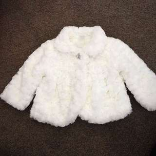 Baby Girl Winter Jacket