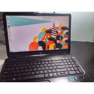 "[Price Reduced!] HP Pavilion dv6 15.6"" Notebook (Reformatted)"
