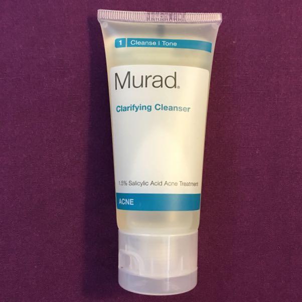 2oz Murad Clarifying Cleanser