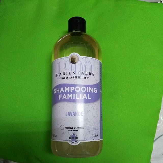 法國洗髮精