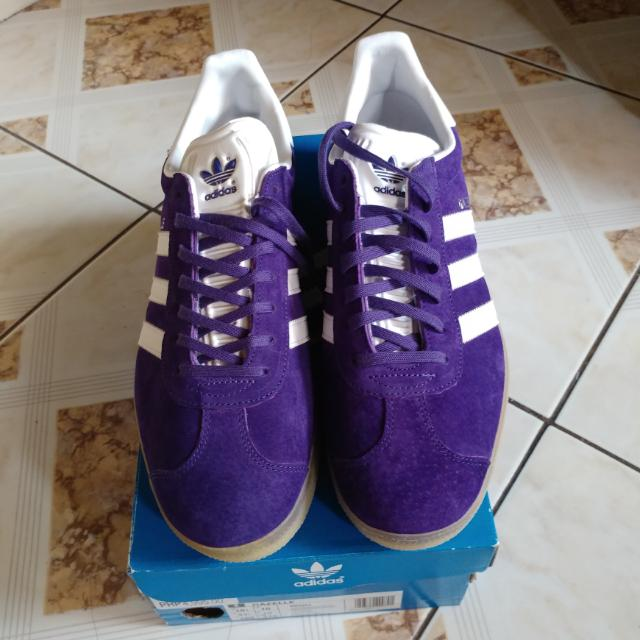 Adidas Gazelle Purple Size 10.5US