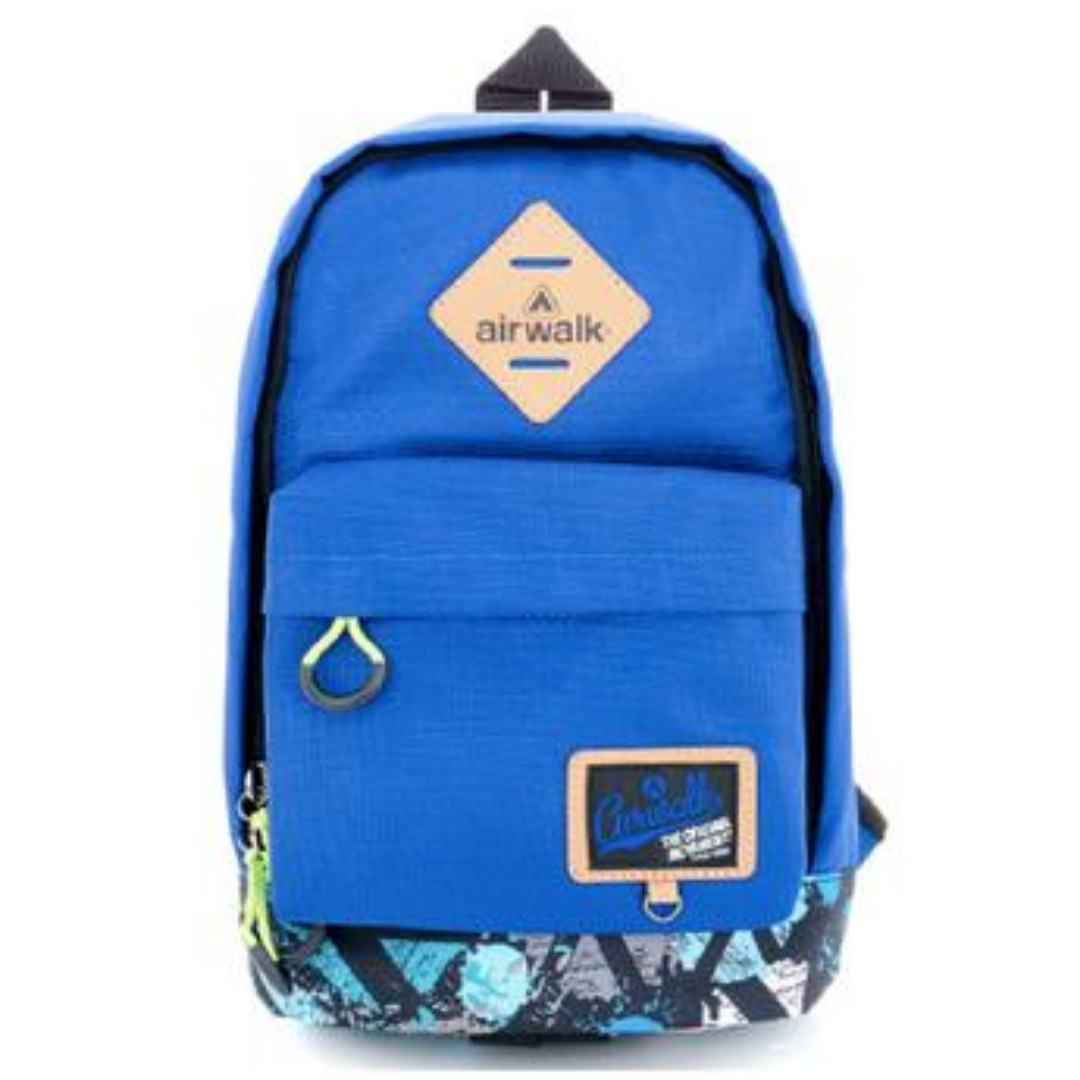 Airwalk iPad Backpack - Blue