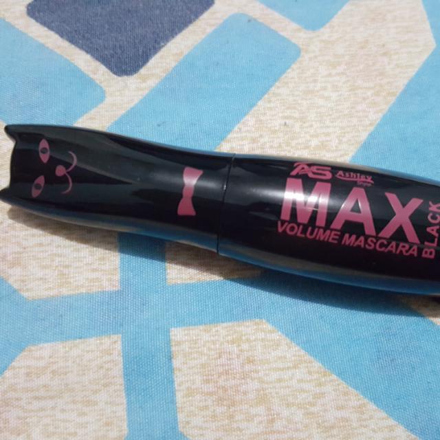 Ashley Shine MAX Volume Mascara Black
