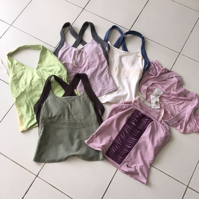 Authentic Nike Dri-Fit Tops