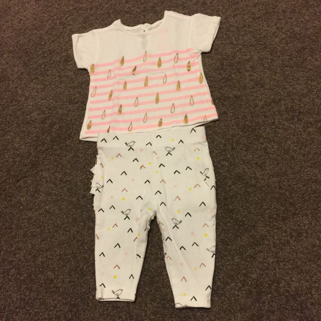Baby Girl Outfit From CottonOn