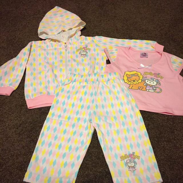 Baby Girls Clothing
