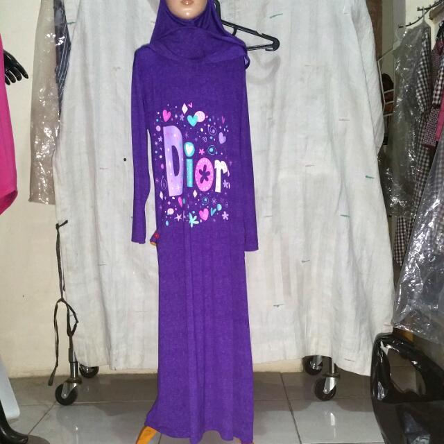 Baju Gamis/busana Muslim